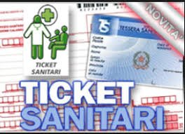 ESENZIONE TICKET SANITARI